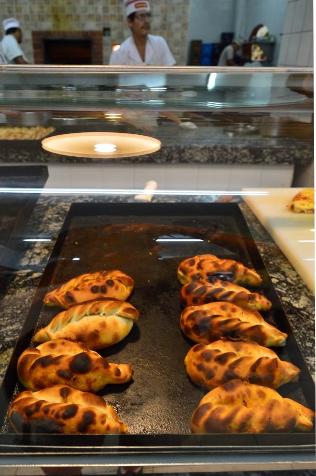 Empanadas on Corriente