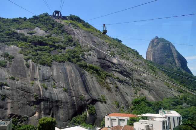 Up to the Morro da Urca