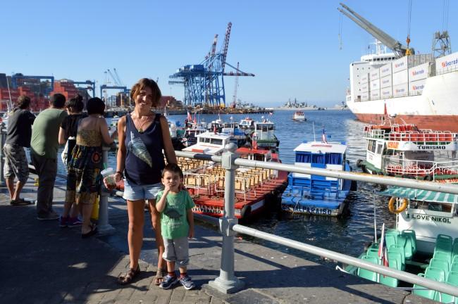 Puerto de Valparaíso
