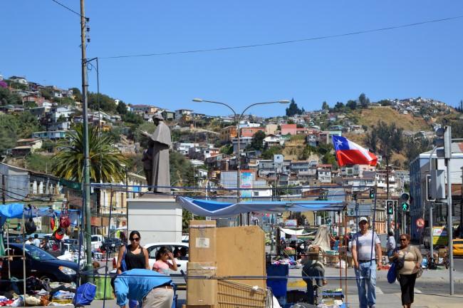 Mercado Central en Valparaíso