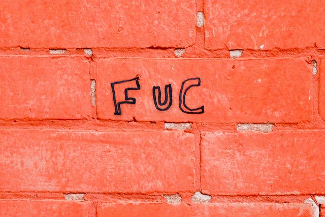 Unfinished business, graffiti in Ottawa