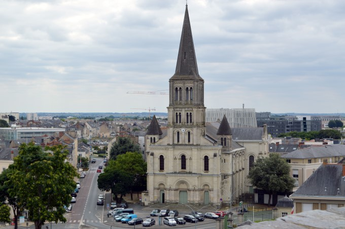 Angers from the Castle