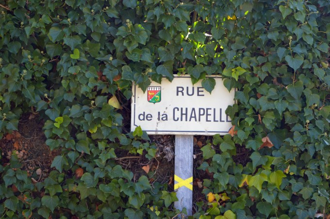 In Préfailles' town centre