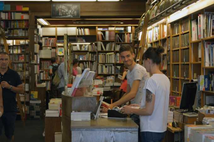 Coiffard bookstore in Nantes