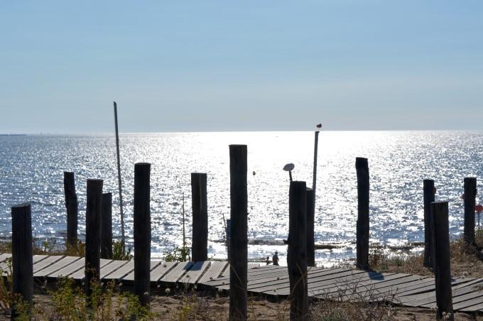 Tharon beach