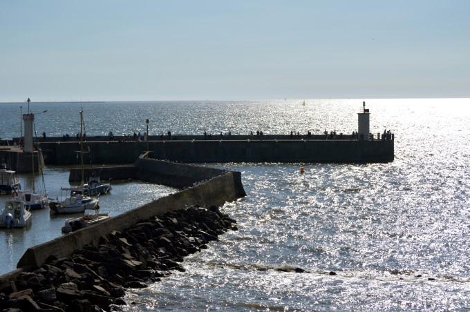 Saint-Michel's harbour