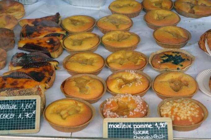 Pies at Tharon's Market