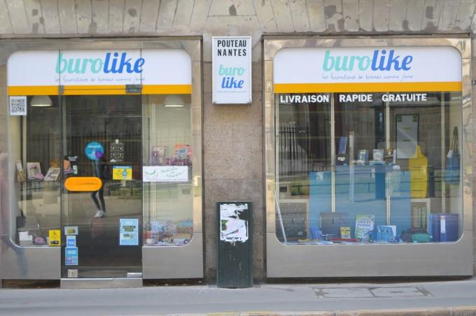 """""""Burolike"""" is Franglish, """"bureau"""" (""""office"""" or """"desk"""") and """"like"""""""