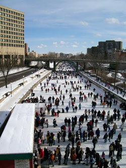The Rideau Canal