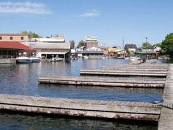 Alexandria Bay Harbor