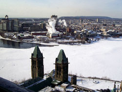 View of Quebec