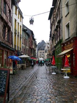 Rue de la Soif