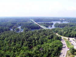 The Thousand Island Bridge