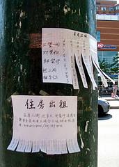 Chinese Ad, Chinatown
