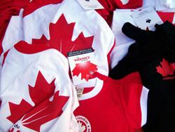 Canada Day Teeshirts