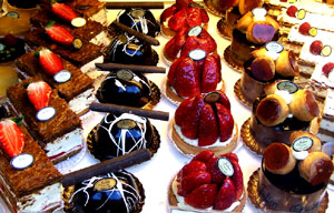 Pâtisseries In France