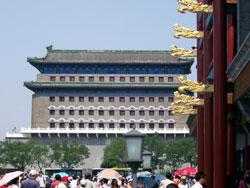 Qianmen, Main Door