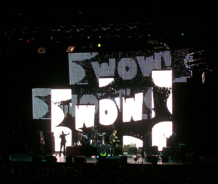 REM Concert, Toronto, June 2008