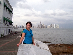 View From Casco Viejo