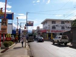 San Isidro Del General, In Between Buses