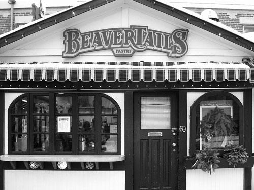 Beavertails House