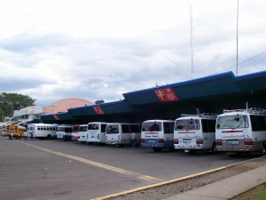Bus Station In David