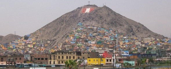 The Hill Over Lima