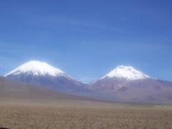 Two Volcanoes