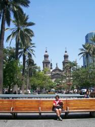 Plaza Las Armas