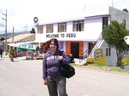 On Perú Side