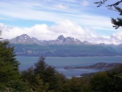 Tierra Del Fuego Scenery