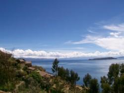 Climbing Isla Del Sol...