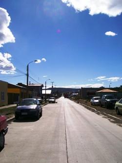 Streets Of Punta Arenas