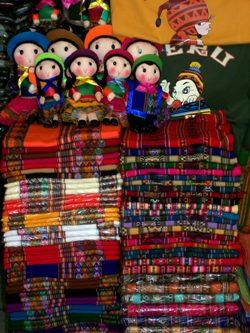Market In Perú
