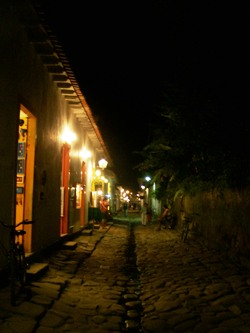Dark Streets...
