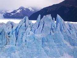 Huge Ice Peaks