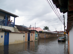 Flooded Streets