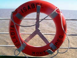 Looking Through The Buoy