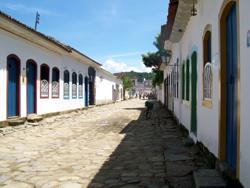 Street Of Paraty