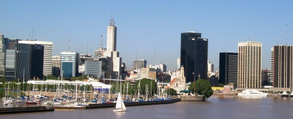 Buenos Aires Harbor