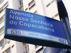 Avenida N.S De Copacabana