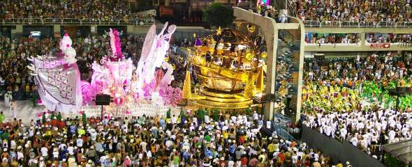 Samba De Janeiro!
