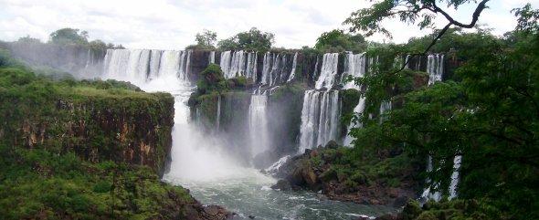 So Many Waterfalls...