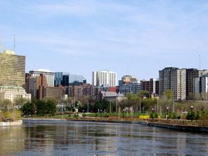 Ottawa, The Business District