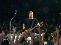 Metallica Concert In Ottawa