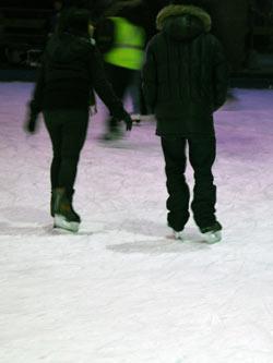 Skating At Dusk