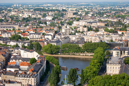 The Erdre River