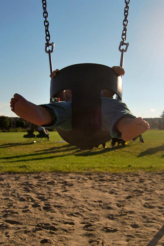 In The Swing
