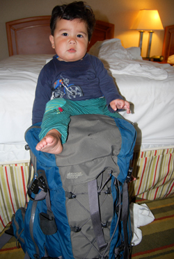 Baby Backpacker