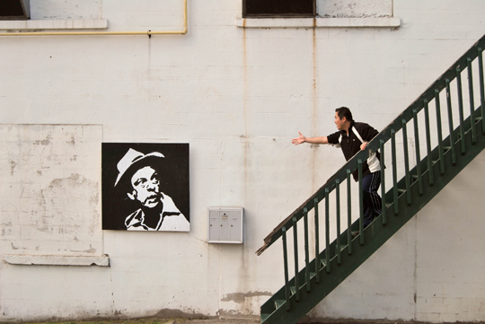 Feng and Street Art